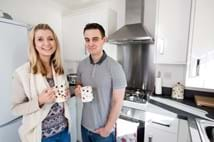 Getting onto the property ladder with Shared Ownership