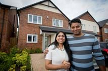 Help to Buy restores couple's dream of owning a home