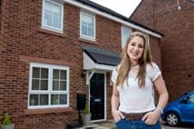 Daisy proves getting onto the property ladder at a young age is possible with Shared Ownership