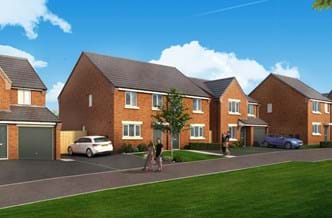 Homes in the North West - Help to Buy and Shared Ownership
