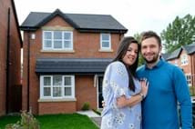 Kerry and Adam find their forever home with Help to Buy